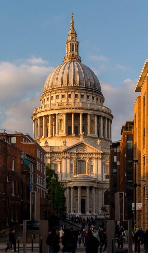 St. Paul's Cathedral,St. Paul's Cathedral, Londen, Engeland, Verenigd Koninkrijk (2010)