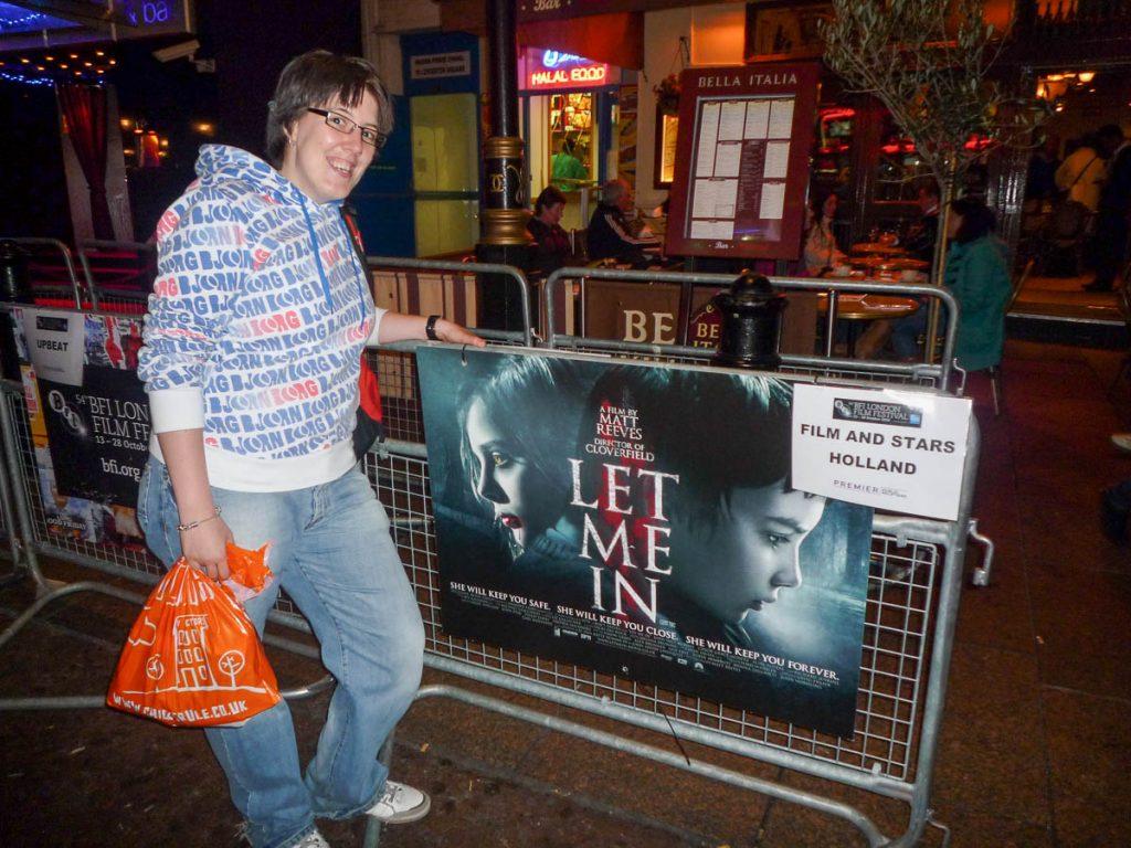 Gereserveerd voor Nederland,Leicester Square, Londen, Engeland, Verenigd Koninkrijk (2010)