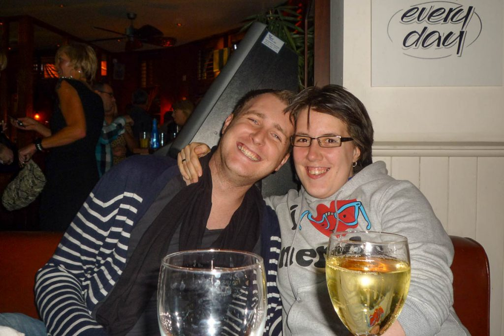 Matthew & Erica,Nottingham, Engeland, Verenigd Koninkrijk (2010)