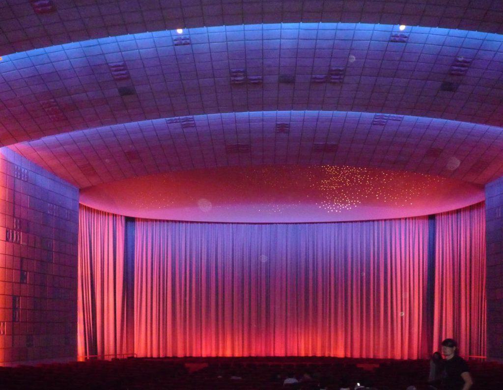 Bioscoop,Londen, Engeland, Verenigd Koninkrijk (2010)