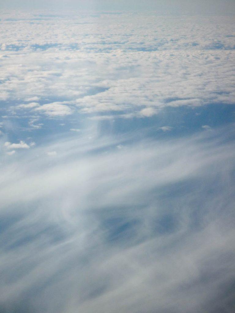 Boven de wolken,2010