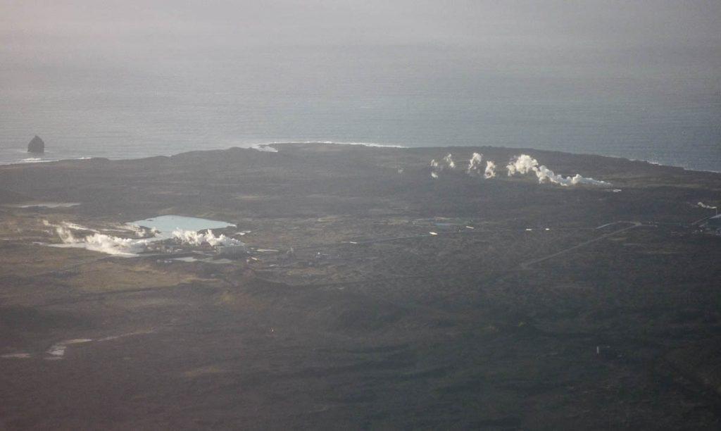 Eerste glimp van IJsland,2010