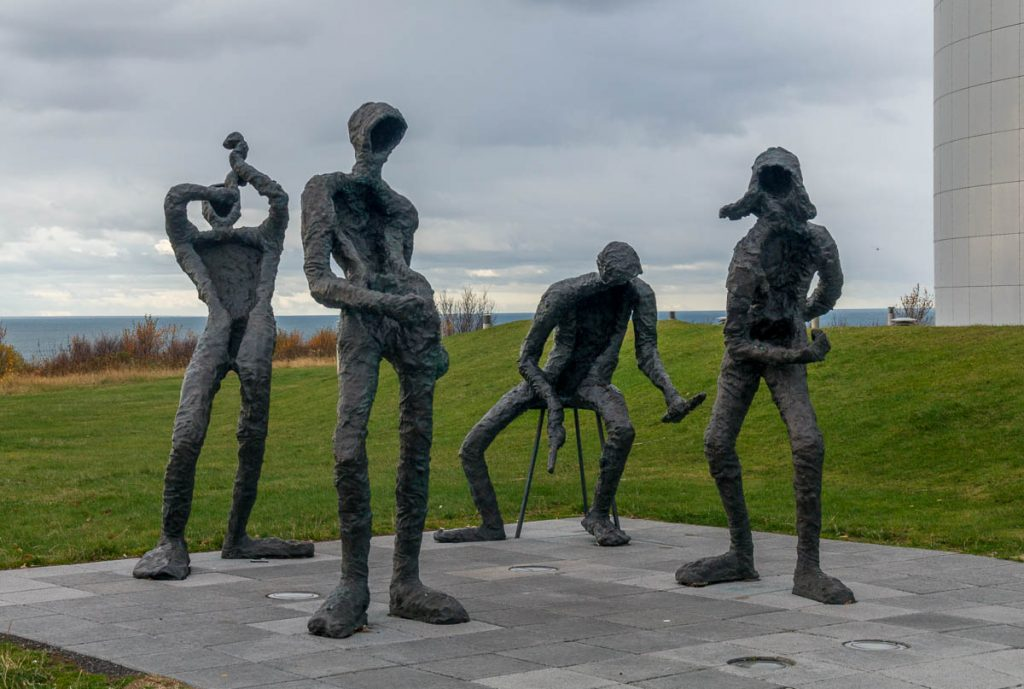 Dansleikur (Torbjorg Palsdottir, 1970),Perlan, Reykjavík, Hoofdstedelijke Regio, IJsland (2010)