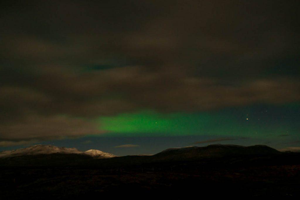 Noorder licht,Þingvellir National Park, Zuid IJsland, IJsland (2010)