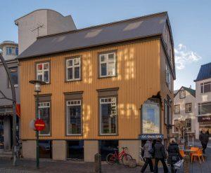 Kleurrijk Reykjavík