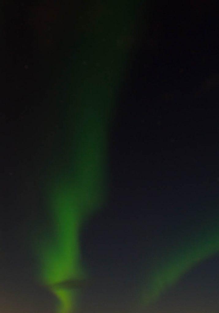 Noorderlicht,Haven, Reykjavík, Hoofdstedelijke Regio, IJsland (2010)