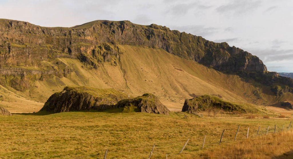 Heuvels,Hringvegur, Zuid IJsland, IJsland (2010)