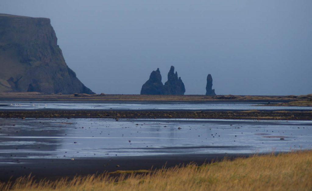 Rotsen,Dyrholavegur, Zuid IJsland, IJsland (2010)