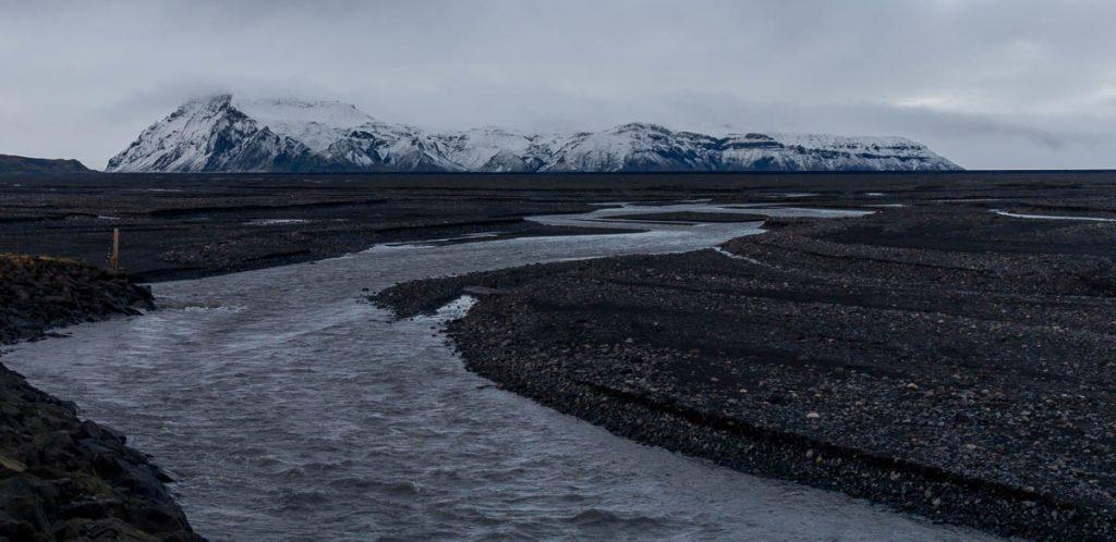 Water,Hringvegur, Zuid IJsland, IJsland (2010)