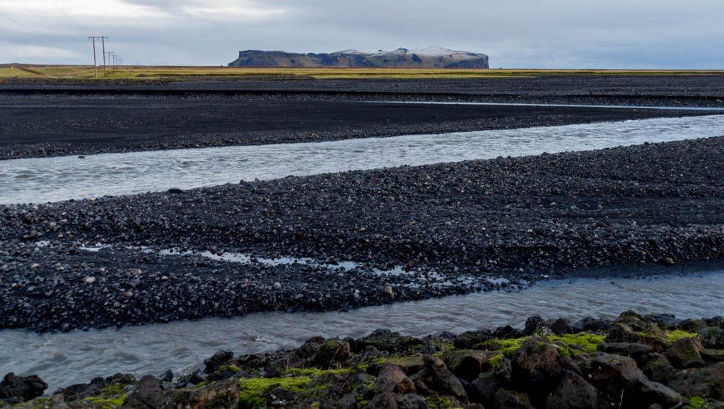 Rivier,Hringvegur, Zuid IJsland, IJsland (2010)