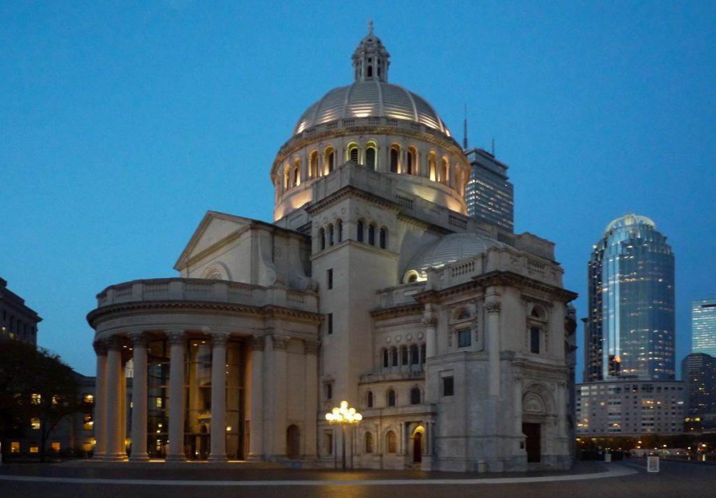 Christian Science Church,Boston, Massachussetts, Verenigde Staten (2010)