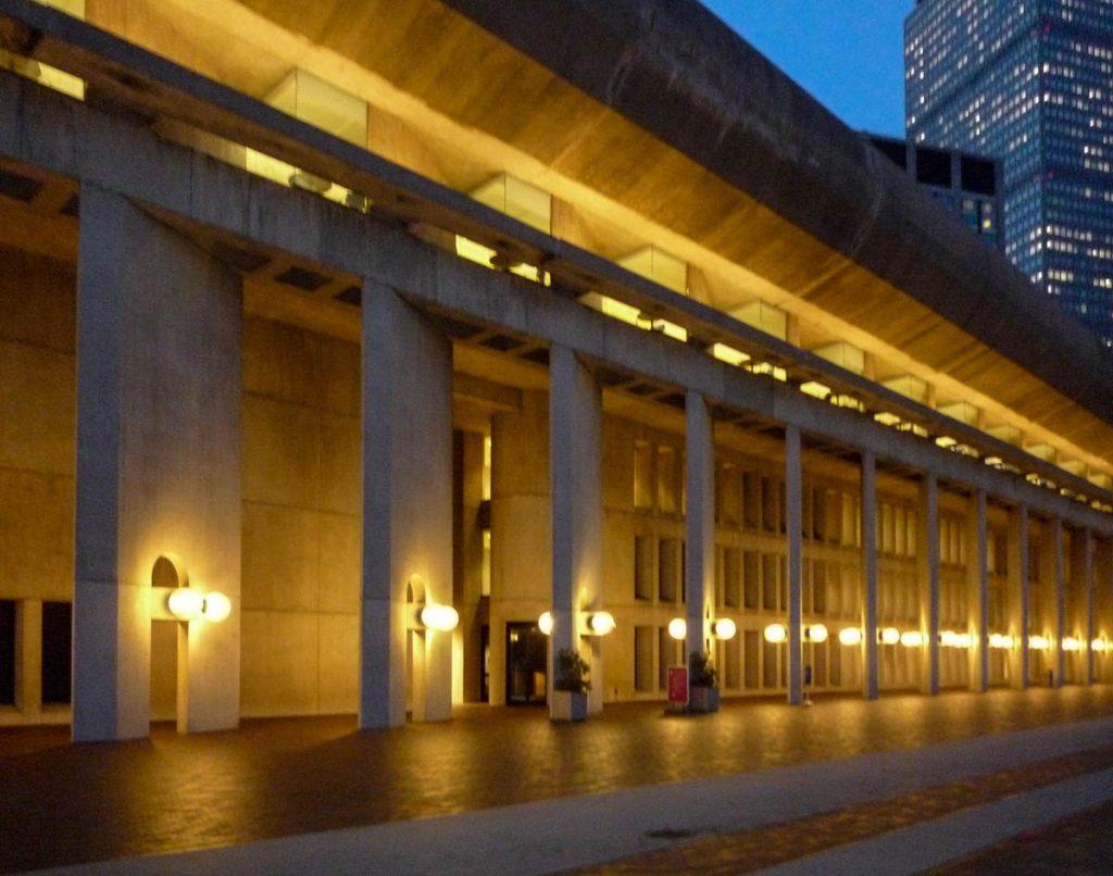 Mooi verlicht,Boston, Massachussetts, Verenigde Staten (2010)