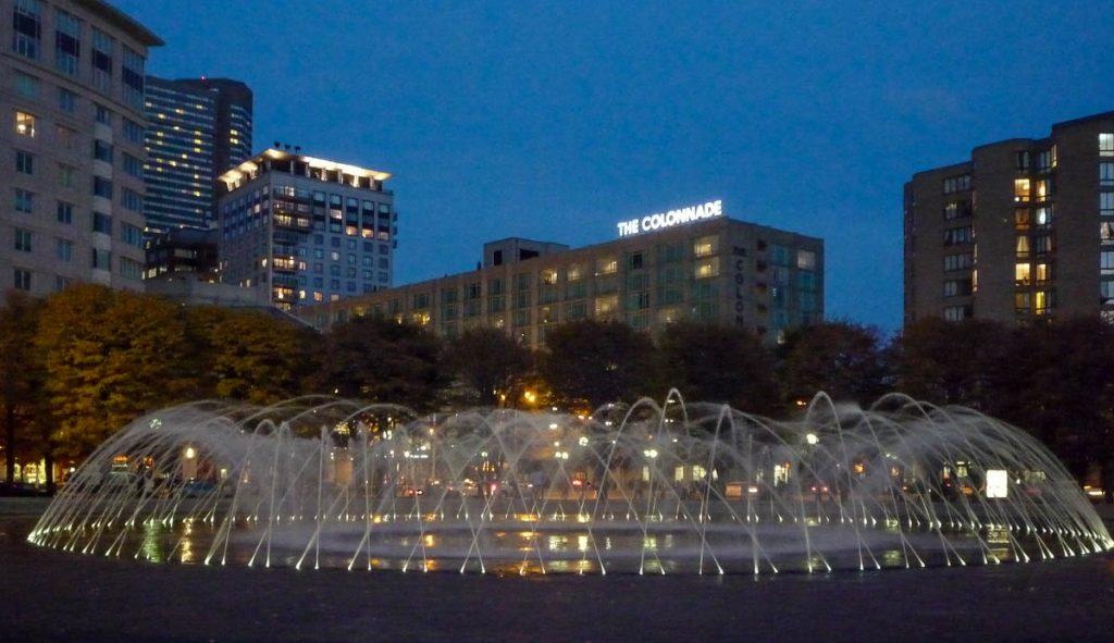 Fontein,Boston, Massachussetts, Verenigde Staten (2010)