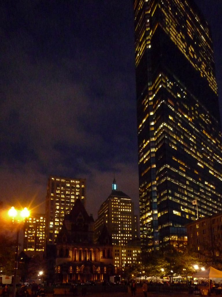 Copley Square,Boston, Massachussetts, Verenigde Staten (2010)