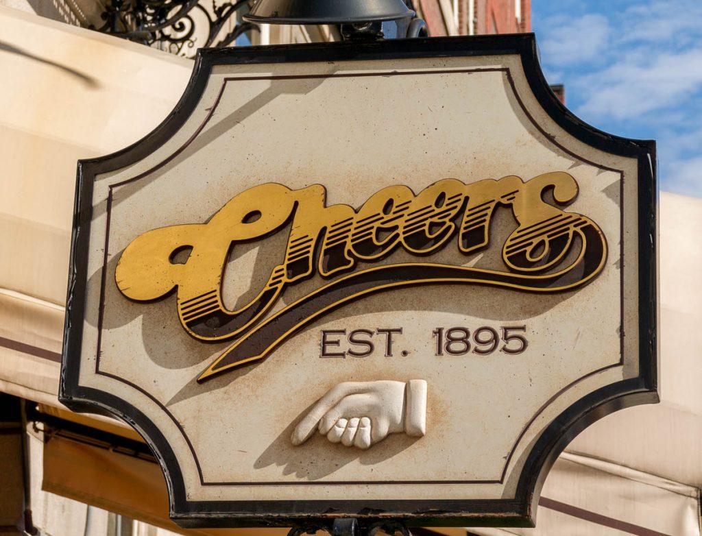 Cheers!,Boston, Massachussetts, Verenigde Staten (2010)