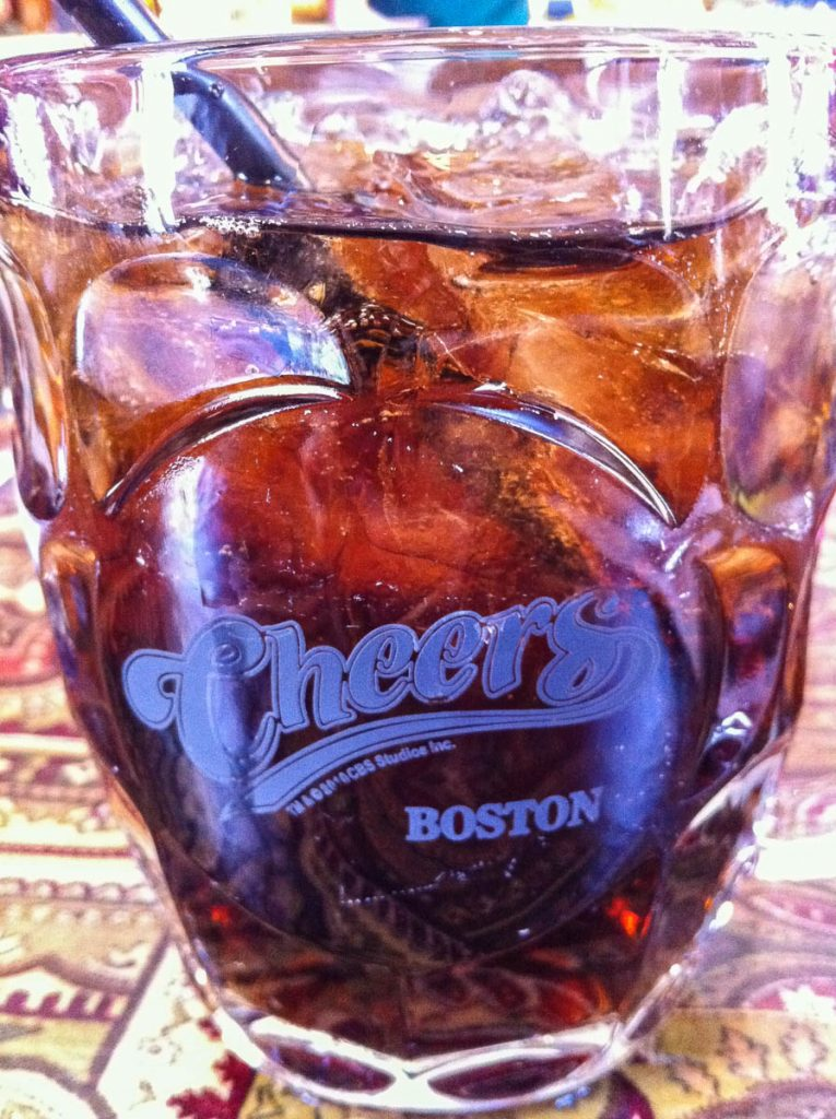 Cheers!,Boston, Massachussetts, Verenigde Staten (2010)