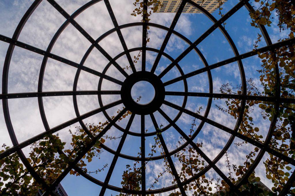 Koepeltje,Norman B. Leventhal Park, Boston, Massachussetts, Verenigde Staten (2010)