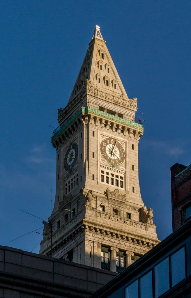 Custom House Tower,Boston, Massachussetts, Verenigde Staten (2010)