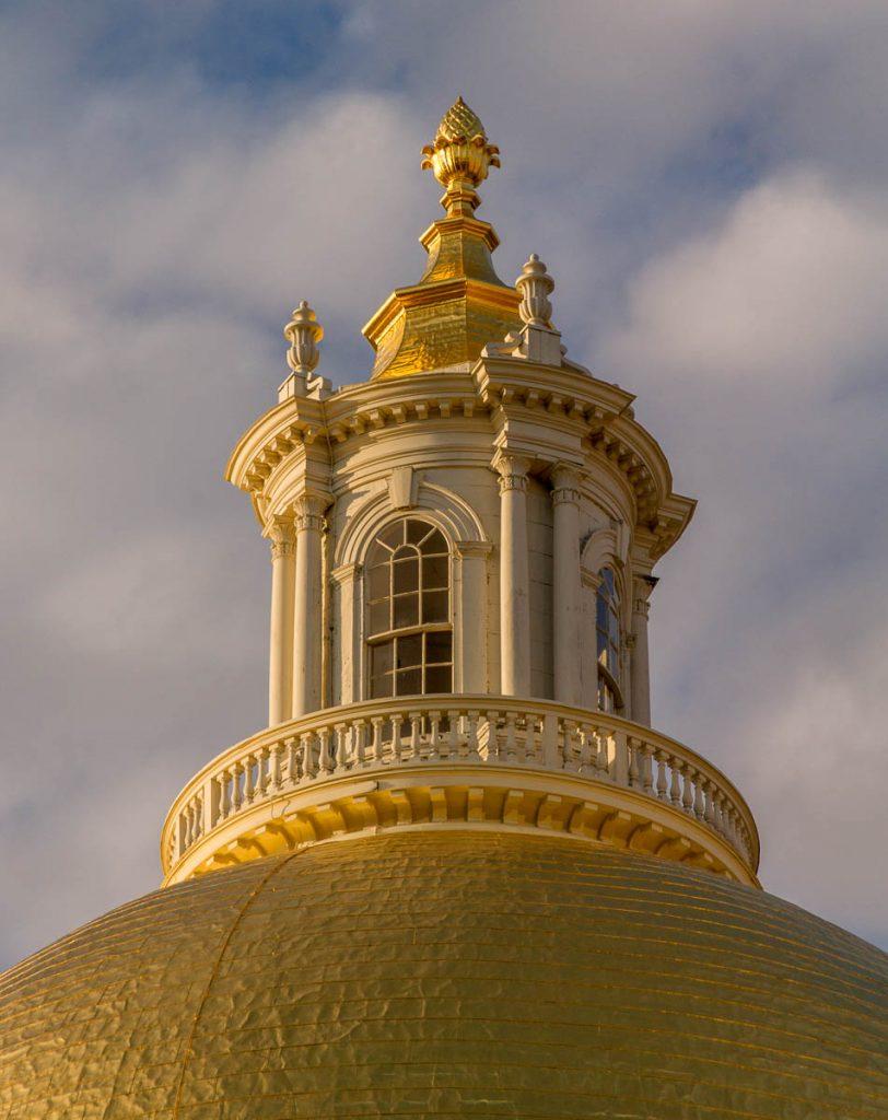 State Capitol,Boston Common, Boston, Massachussetts, Verenigde Staten (2010)