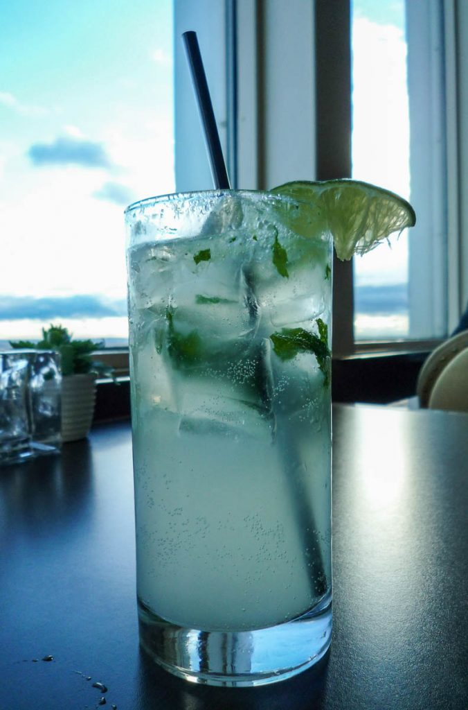 Mojito,Prudential Tower, Boston, Massachussetts, Verenigde Staten (2010)