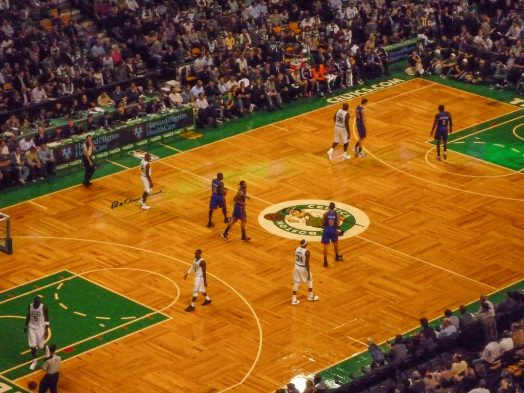 Game on!,TD Garden, Boston, Massachussetts, Verenigde Staten (2010)