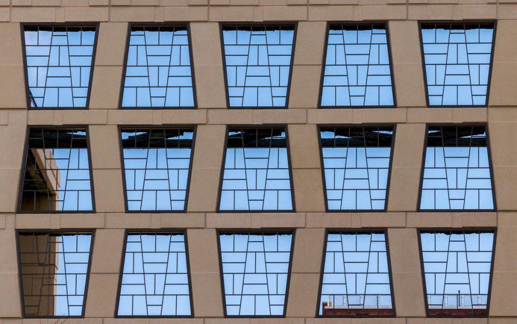 Geometrisch,Central Park, New York, New York, Verenigde Staten (2010)