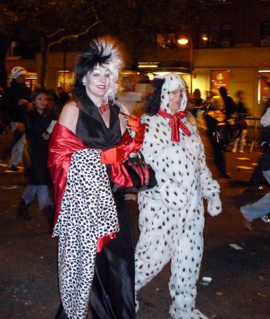 Halloween Parade,Greenwich Village, New York, New York, Verenigde Staten (2010)
