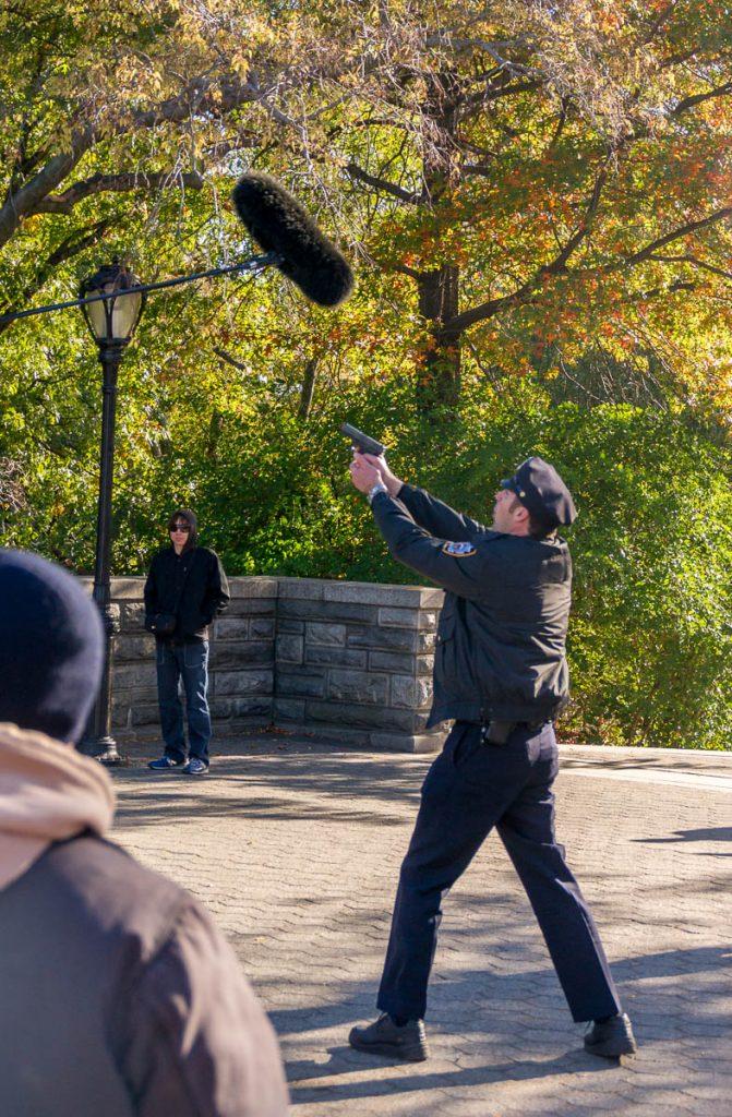 Brady Smith,Central Park, New York, New York, Verenigde Staten (2010)