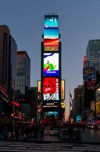 Beroemde reclameborden