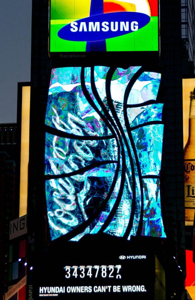 Billboard,Times Square, New York, New York, Verenigde Staten (2010)