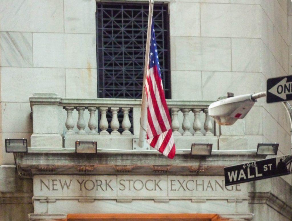 New York Stock Exchange,Wall Street, New York, New York, Verenigde Staten (2010)