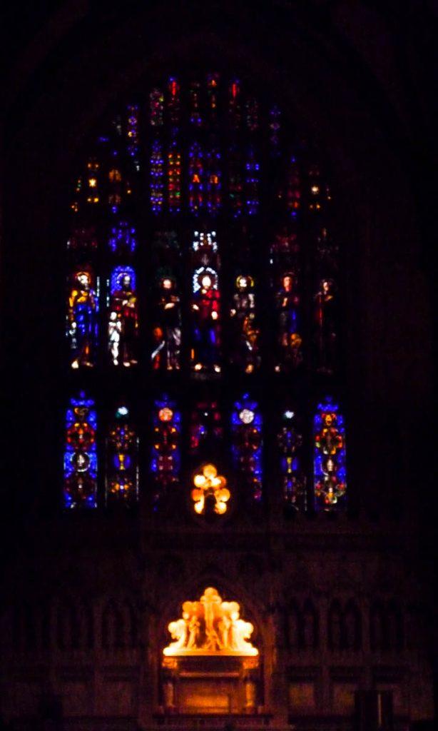 Glas in lood,Trinity Church, New York, New York, Verenigde Staten (2010)