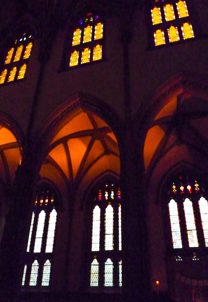 Hoge ramen,Trinity Church, New York, New York, Verenigde Staten (2010)