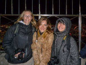 Anita, Marina & ik