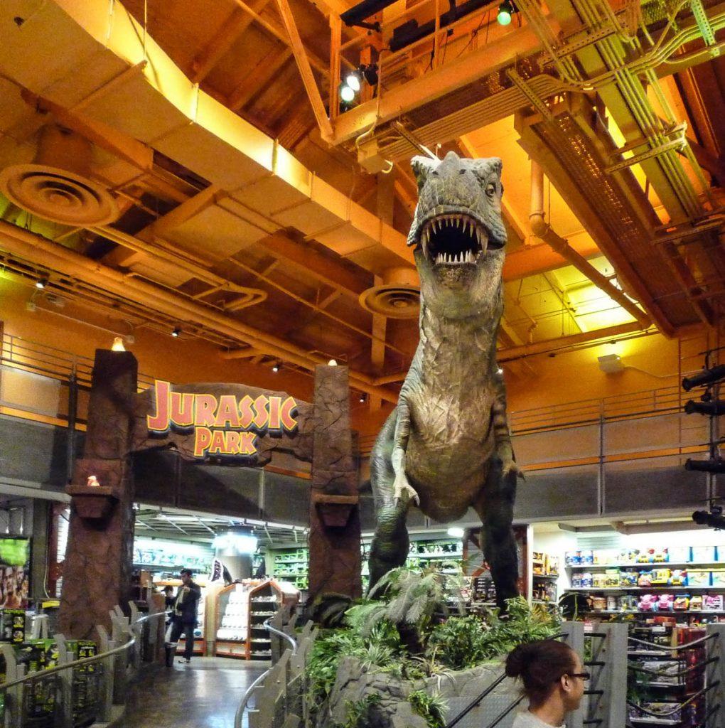 T-Rex,Toys 'R' Us, New York, New York, Verenigde Staten (2010)