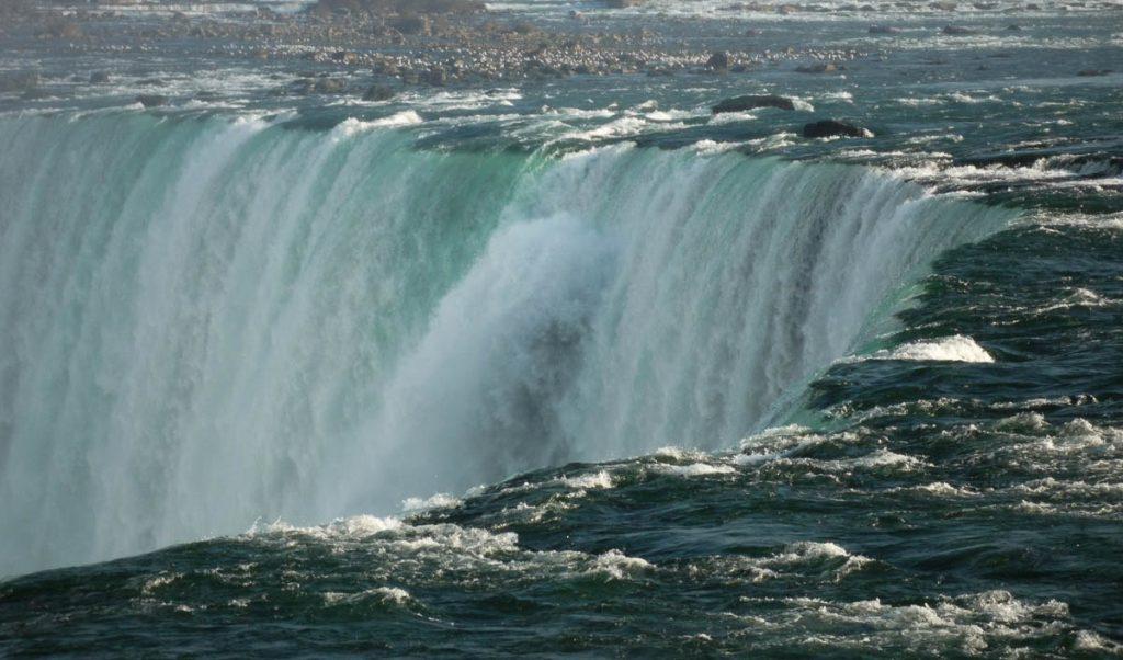 Horseshoe Falls,Niagara Falls, Ontario, Canada (2010)