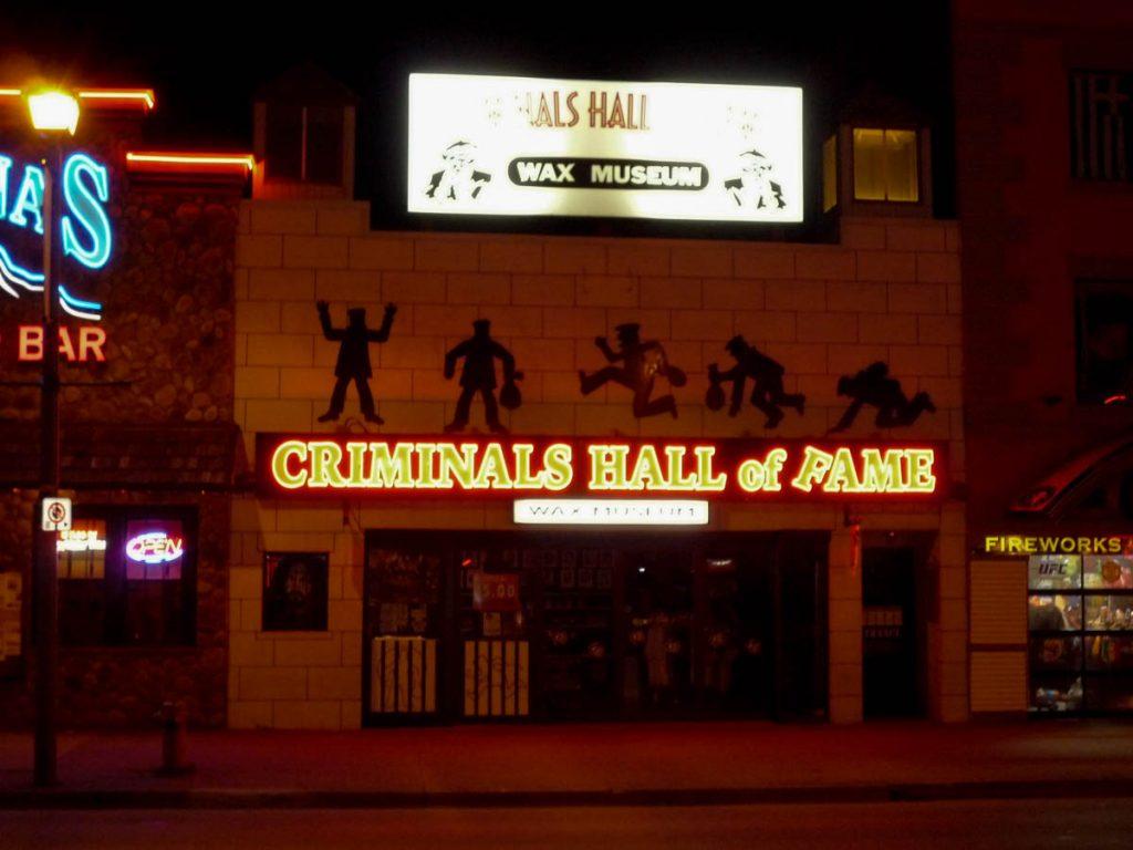 Hall of Fame,Niagara Falls, Ontario, Canada (2010)