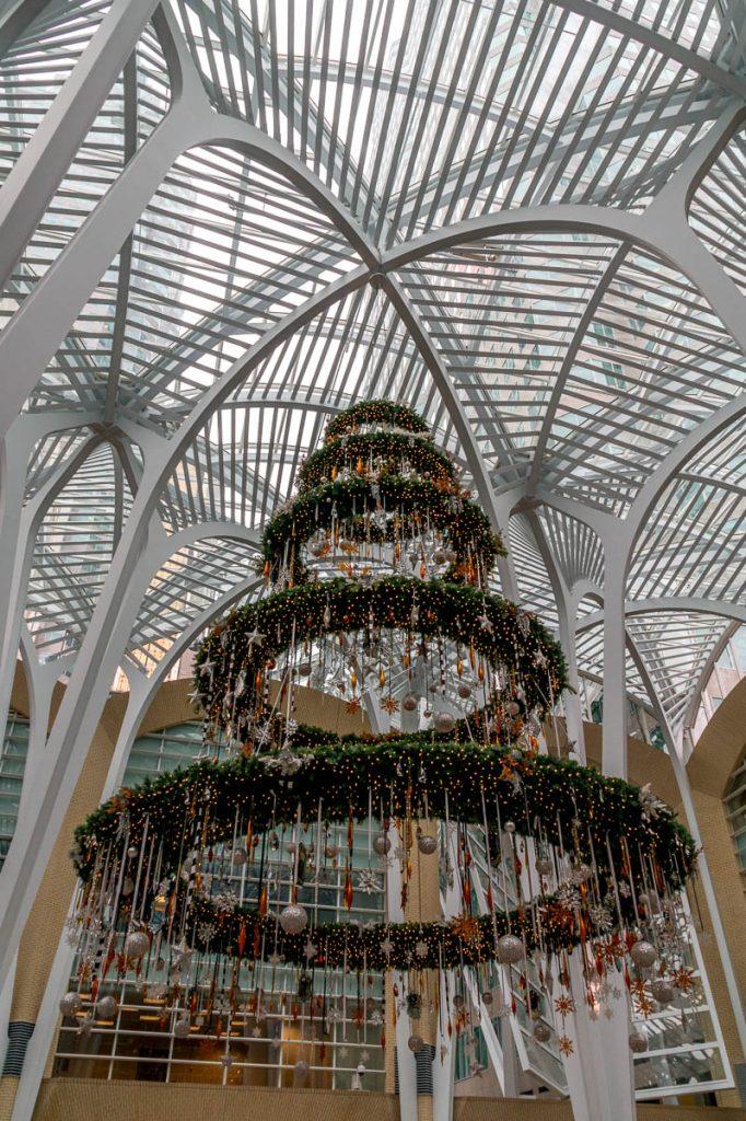 Kerstkransen,Brookfield Place, Toronto, Ontario, Canada (2010)