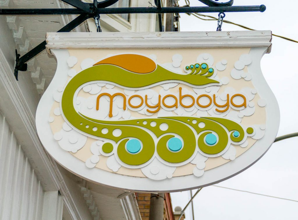 Moyaboya,Mill Street, Creemore, Ontario, Canada (2010)