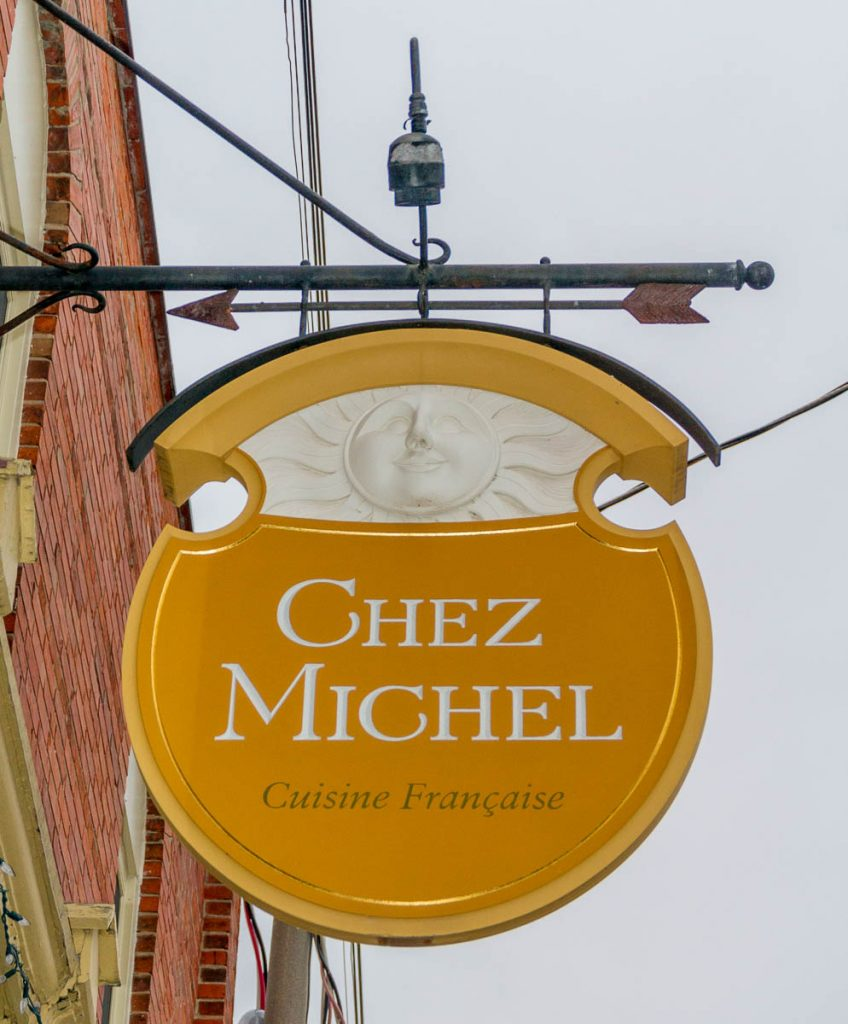 Chez Michel,Mill Street, Creemore, Ontario, Canada (2010)