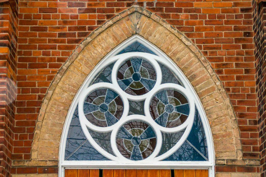 St. John's United Church,Creemore, Ontario, Canada (2010)