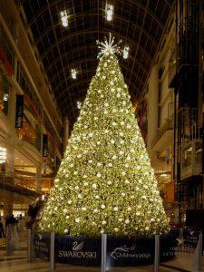 Swarovski kerstboom