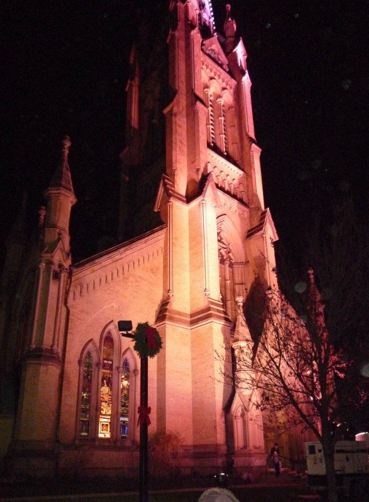 St. James Cathedral,Toronto, Ontario, Canada (2010)
