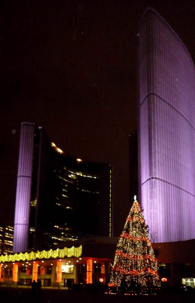 Stadhuis van Toronto,Toronto, Ontario, Canada (2010)