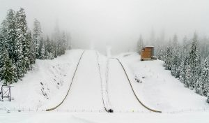 Olympische Skischans