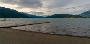 Harrison Lake & Echo Island