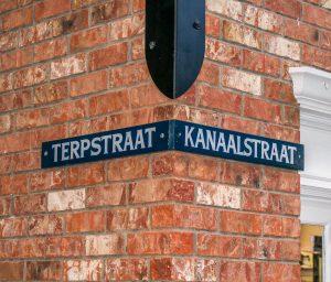 Nederlandse straatnamen