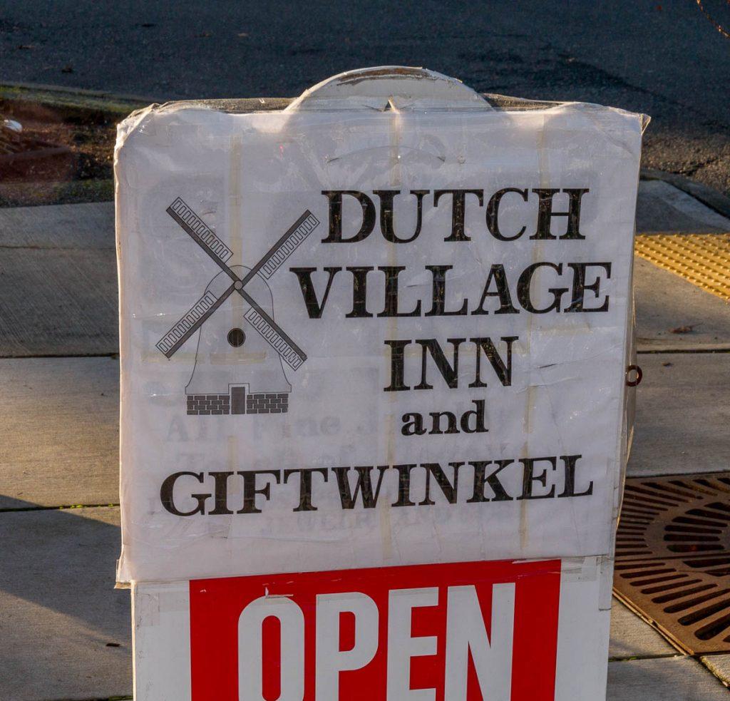Nederlands Engels,Dutch Village, Lynden, Washington, Verenigde Staten (2010)