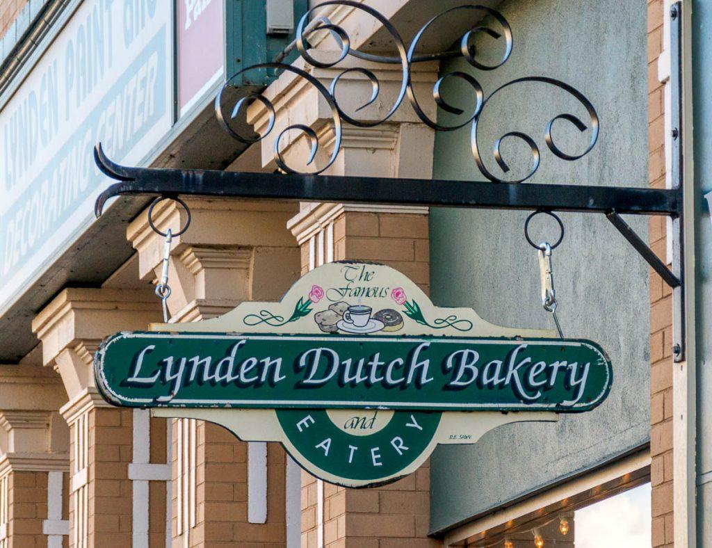Lynden Dutch Bakery,Dutch Village, Lynden, Washington, Verenigde Staten (2010)