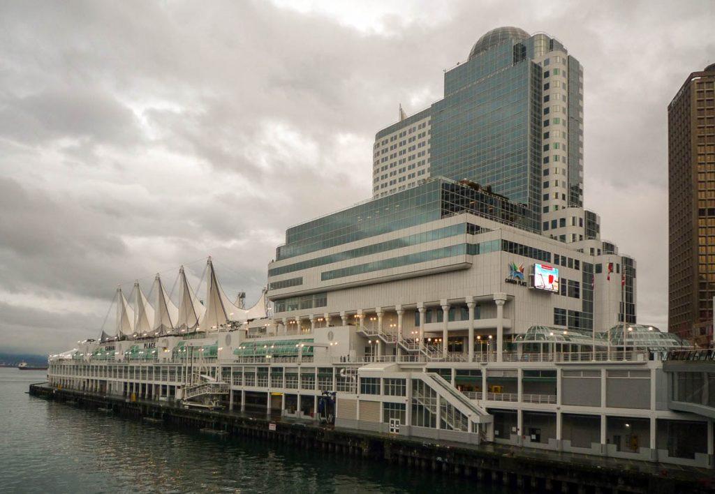Pan Pacific Hotel,Vancouver, British Columbia, Canada (2010)